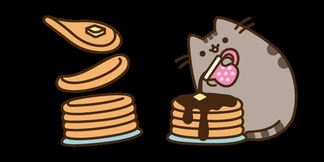 Pusheen and Pancakes