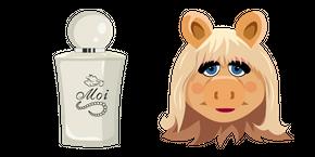 Курсор Sesame Street Miss Piggy