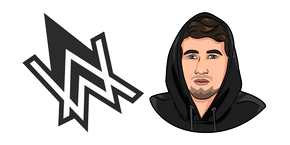 Alan Walker Cursor