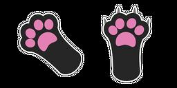 Cat Paw Curseur