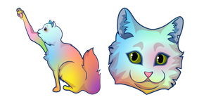 Rainbow Cat Cursor