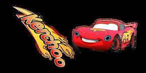 Lightning McQueen's Kerchoo Cursor