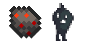 Stardew Valley Krobus and Void Egg