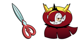 Курсор Star vs. the Forces of Evil Hekapoo