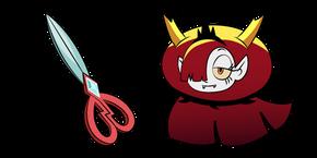 Star vs. the Forces of Evil Hekapoo Cursor
