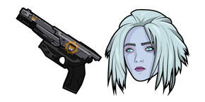 Курсор Destiny 2 Mara Sov and Queen's Choice