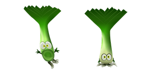 Cloudy with a Chance of Meatballs Leek Cursor
