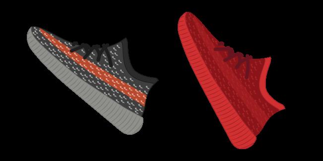 Yeezy Style Sneakers