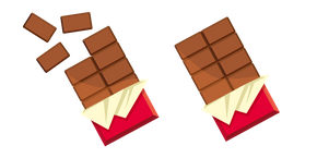 Chocolate Bar Cursor