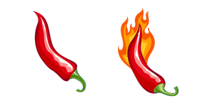 Hot Chili Pepper Cursor