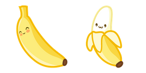 Cute Banana Cursor