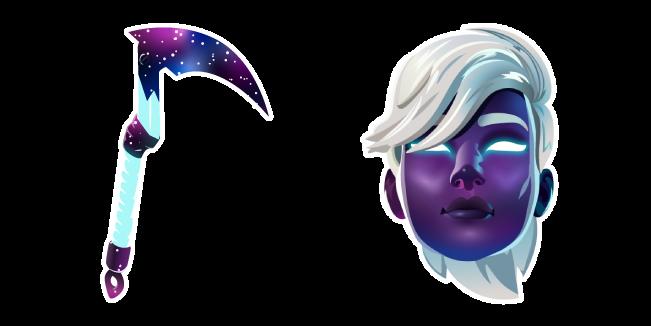 Fortnite Galaxy Scout Skin Stardust Strikers
