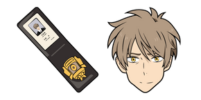 Fugou Keiji Balance: Unlimited Haru Kato Curseur