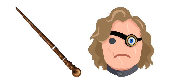 Harry Potter Alastor Moody Wand