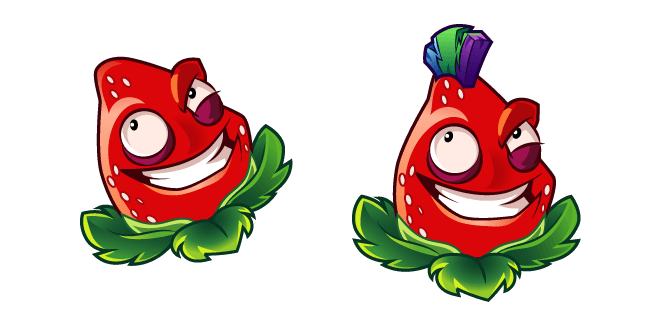Plants vs. Zombies Strawburst