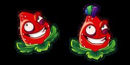 Plants vs. Zombies Strawburst Cursor