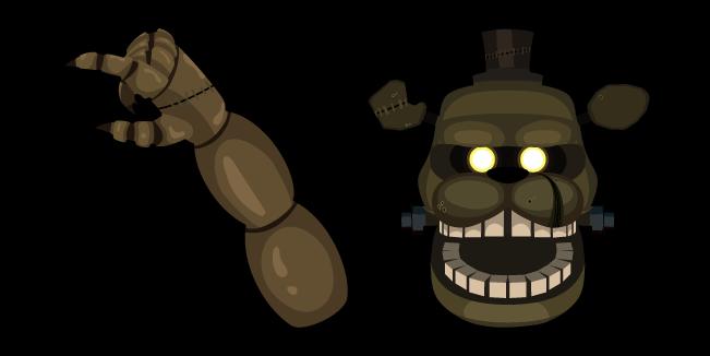 Five Nights at Freddy's Dreadbear