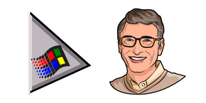 Bill Gates Cursor