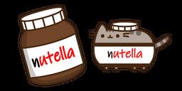 Nutella Pusheen Cursor
