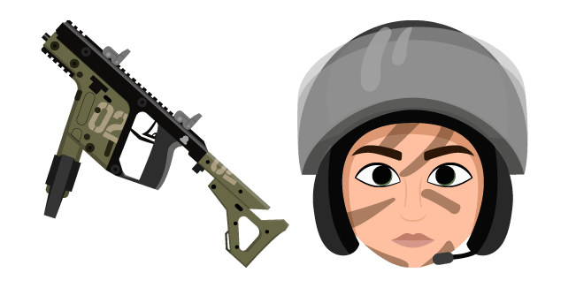 Rainbow Six Siege Mira Vector