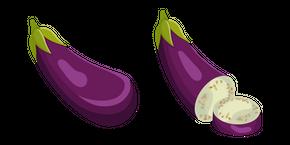 Eggplant Cursor