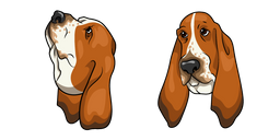 Basset Hound Dog Cursor