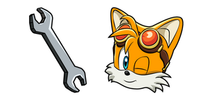 Sonic Boom Tails and Wrench Curseur