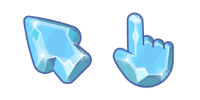 Materials Diamond Cursor