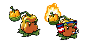 Plants vs. Zombies Pepper-Pult Cursor