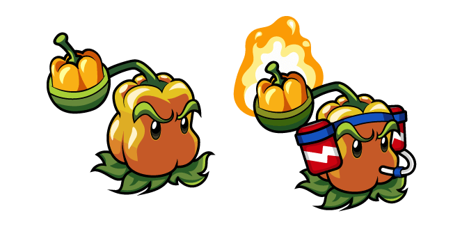 Plants vs. Zombies Pepper-Pult