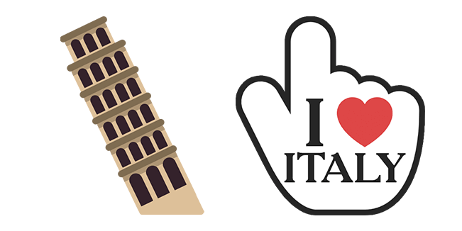 Italy Tower of Pisa