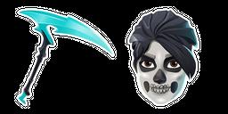 Fortnite Skull Ranger Cursor