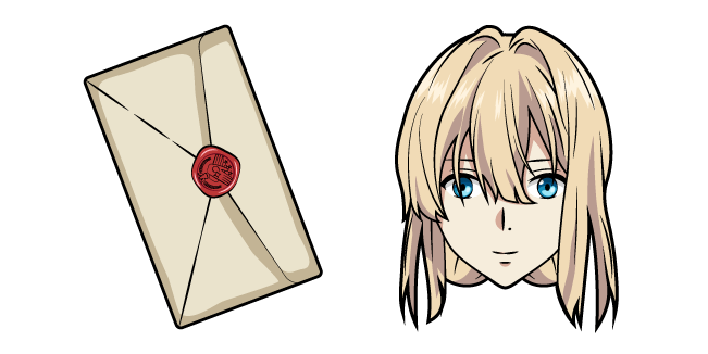 Violet Evergarden and Letter