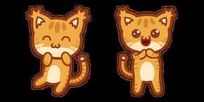 Cute Lynx Curseur