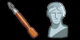 Sculptor Curseur