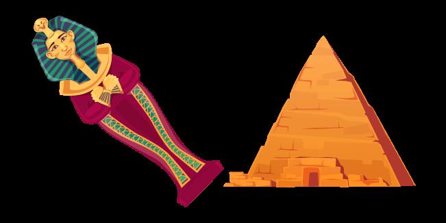 Egyptian Pyramid and Tomb
