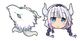 Miss Kobayashi's Dragon Maid Kanna