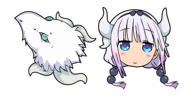 Miss Kobayashi's Dragon Maid Канна Камуи