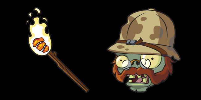 Plants vs. Zombies Explorer Zombie