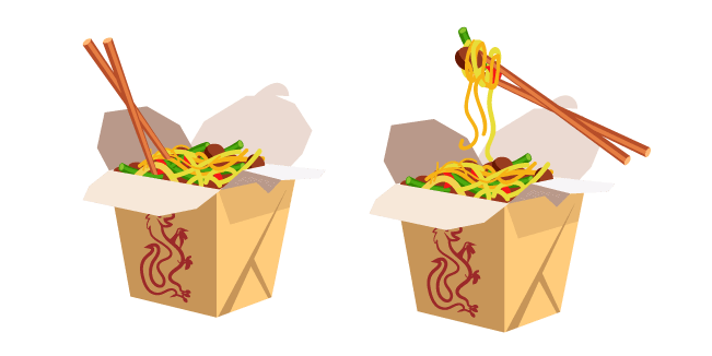 Chinese Takeout Noodles