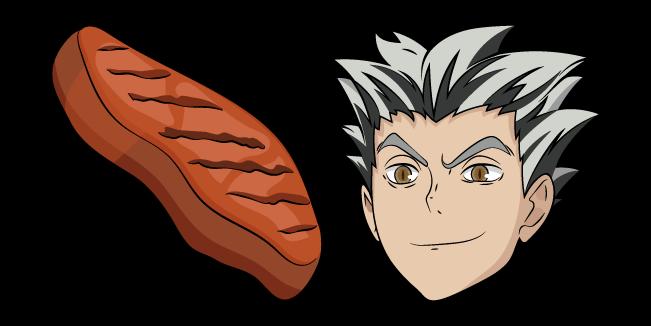 Haikyuu!! Korato Bokuto and BBQ