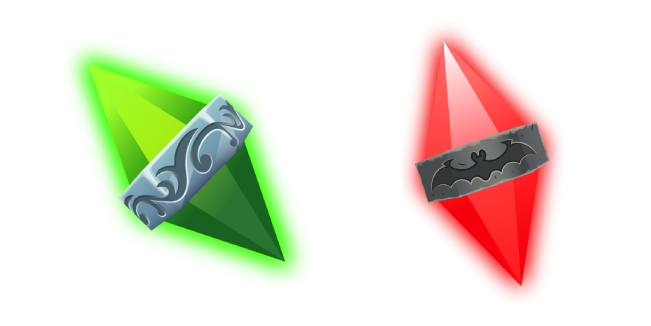 The Sims Special Plumbob