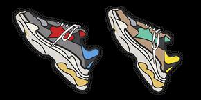 Balenciaga Sneakers Curseur
