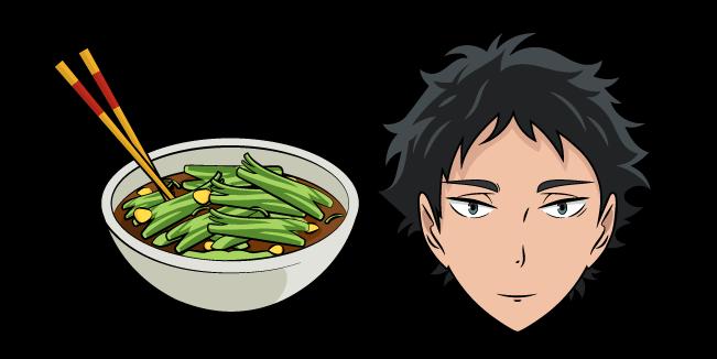 Haikyuu!! Keiji Akaashi and Rapeseed Soup