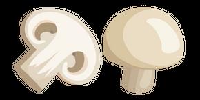 Champignon Mushroom Curseur