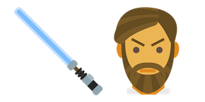 Курсор Star Wars Obi-Wan Lightsaber