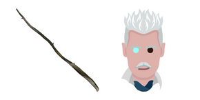 Harry Potter Grindelwald Wand Cursor