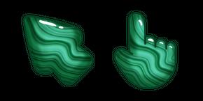 Materials Malachite Curseur