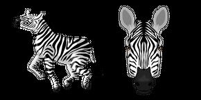 Zebra Cursor