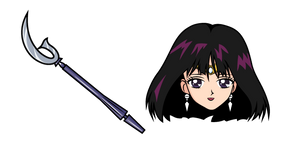 Sailor Moon Sailor Saturn Curseur